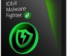 IObit Malware Fighter 6.1-6.2 ключ до 2019 года