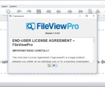 FileViewPro 2018 + лицензионный ключ