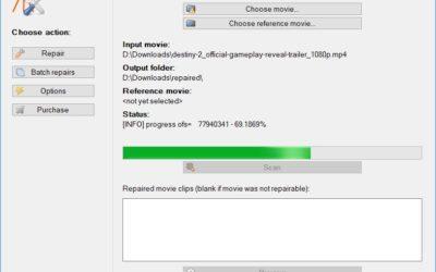 Video Repair Tool 3.1.0.1 + код активации