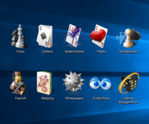 Стандартные игры для Windows 7