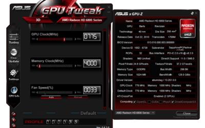 ASUS GPU Tweak 3 скачать с официального сайта