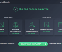 AVG Internet Security 2020 код активации