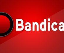 Bandicam 5 с ключом активации