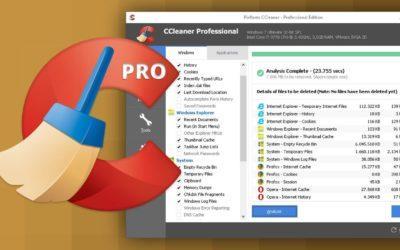 Скачать бесплатно CCleaner Professional Plus с ключом 2020 года