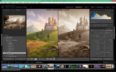 Adobe Lightroom СС 2020 скачать торрент