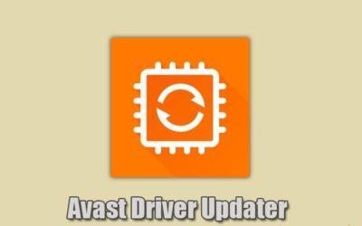 Avast Driver Updater лицензионный ключ 2020