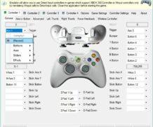 TocaEdit Xbox 360 Controller Emulator на русском