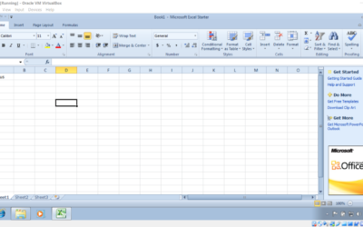 XLS (Microsoft Excel) для Windows 7 на русском языке