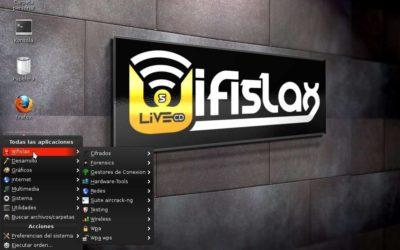Wifislax 4.12 (x86, х64) 1xDVD + ключик активации