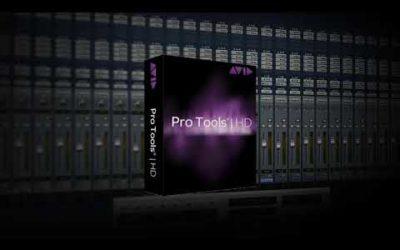 Avid Pro Tools 12.5.0.395 + ключик активации
