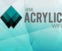 Acrylic WiFi Free 4.3.7073.19137 + ключик активации