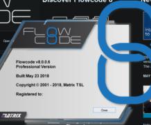 Flowcode Professional 8.0.0.6 (x86/x64) + ключик активации