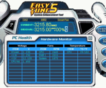 Gigabyte EasyTune B15.0210.1 + ключик активации