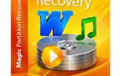 Magic Partition Recovery 2.8 Commercial Edition (Portable) + ключик активации