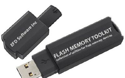 Flash Memory Toolkit 2.01 + Portable